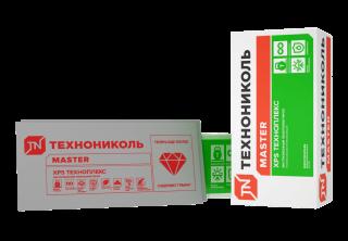 Экструзионный пенополистирол ТЕХНОНИКОЛЬ