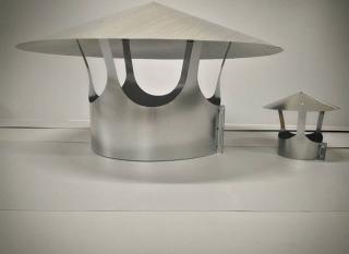 Колпак на трубу круглый (фото 3)
