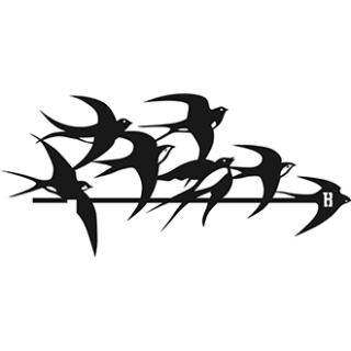 Флюгер «Ласточки»