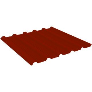 Профнастил НК21-1120 0,5 мм RAL 3011