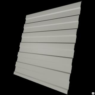 Профнастил C8-1150 0,45 мм RAL 9002