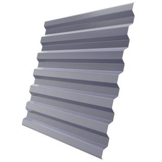 Профнастил стеновой C21-1120 0,4 мм RAL 7004