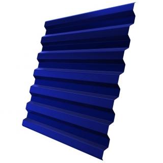 Профнастил стеновой C21-1120 0,5 мм RAL 5002