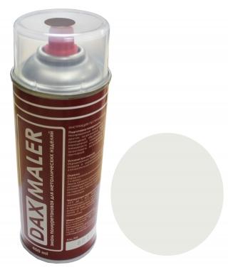 Баллон подкрасочный DAXMALER RAL 9003 400 мл
