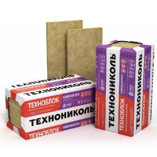 Базальтовый утеплитель ТехноНИКОЛЬ Техноблок Стандарт 1200х600х100 мм