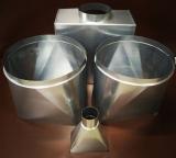 Колпак на трубу круглый (фото 4)